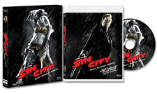 Sin City (2013, Blu-ray) Slip Case Edition / Extended (142 mins)