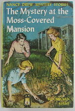 Nancy Drew #18 The Mystery at the Moss Covered Mansion Original Text