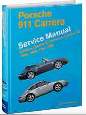 PORSCHE 993 1995-98 NEW Bentley Service Manual FREE SHIPING
