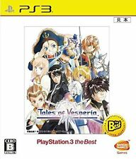 New PS3 Tales of Vesperia PlayStation3 the Best Japan