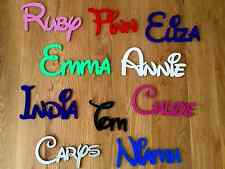 DISNEY Wooden Letters/Words,Personalised Names,Doors/Christmas/Home/Gifts/Crafts