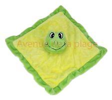 Doudou grenouille velours super doux achat vente doudous pas cher, jouet, neuf