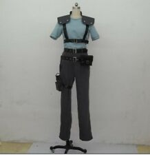 ResidentEvil Jill Valentine anime Cosplay Costume Custom Any Size