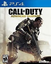 Call of Duty: Advanced Warfare PlayStation 4 PS4 Brand New Sealed FREE SHIPPING!