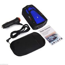 V7 360 Degree 16 Band Scanning LED Radar Detector Laser Car Speed Test System