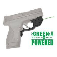 Crimson Trace LG-489G Green Laserguard For Smith & Wesson M&P Shield