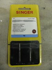 Sewing machine SINGER  hemstitch needles 840 Cat. No. 2040  90 NEW