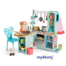 American Girl GOURMET KITCHEN SET for DOLL Beforever SHIPS TODAY