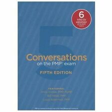 Conversations on the PMP Exam by Andy Crowe (2013, CD, New Edition)