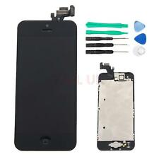Assembly Replacement Full LCD Screen Digitizer Camera Black for Apple iPhone 5