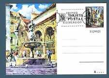 SPAIN - SPAGNA - 1973 - Cart. Post. - FDC - Cordoba, vicolo di fiori. E3408