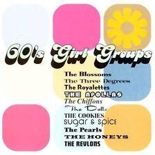 60'S GIRL GROUPS - 17 TRACK MUSIC CD - LIKE NEW - E1033
