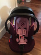 Cybex Aton 2 Car Seat Grape