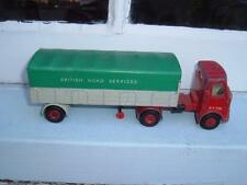 DINKY TOYS #914 AEC ARTICULATED BRITISH ROAD SERVICES LORRY VINTAGE USED