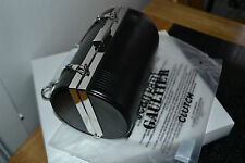 GENUINE JEAN PAUL GAULTIER BLACK CLUTCH BAG WITH CHAIN SEALED!