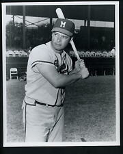 Eddie Mathews Press Photo Donald Wingfield The Sporting News Milwaukee Braves