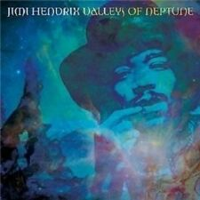 "JIMI HENDRIX ""VALLEYS OF NEPTUNE"" CD NEU"