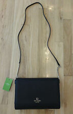 NWT AUTHENTIC KATE SPADE CHARLOTE STREET ALEK BLACK CROSSBODY BAG/PURSE