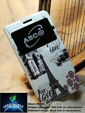 Funda Tapa Libro TPU (Cover Case) Alcatel One Touch Pop C7