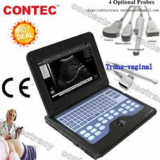 Portable Digital Ultrasound machine Scanner system CMS600P2+6.5 Mhz transvaginal