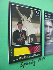 Official Lionel Messi Card Collection Limited Jersey Card EWJR71 Icons