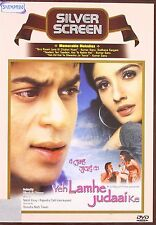 YEH LAMHE JUDAAI KE (SHAHRUKH KHAN, RAVEENA TANDON) - BOLLYWOOD HINDI DVD