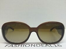 Chanel Authentic Brown Black Camellia Flower Polarized 5113 C.538/S9 Sunglasses