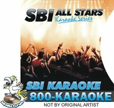 SBI Karaoke 10 Song Sarah McLachlan CDG SBILP421 ADIA ANGEL SWEET SURRENDER more