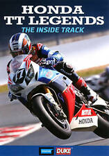 HONDA TT LEGENDS THE  INSIDE TRACK DVD. 176 Min. Cameron Donald etc. DUKE 1897NV