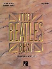 The Beatles Best: Easy Piano, The Beatles, Good Book