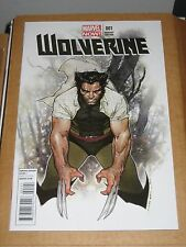 WOLVERINE #1 vol 4 series Coipel variant cover 1st first death of weapon x x23