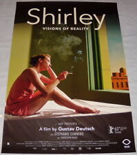 SHiRLEY ViSiONS OF REALiTY Edward Hopper New York DUTCH ONE SHEET POSTER