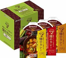 Amano Foods Curry Rice Soup 3 Types 1 Pack Each Freeze Dry Sets from JAPAN