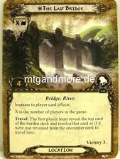 Lord of the Rings LCG  - 1x The Last Bridge  #058 - The Black Riders