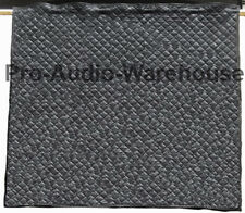 Sound Proofing Blankets PREMIUM PERFORMANCE - BLANKET 3 PACK  Covers 124 Sq Ft