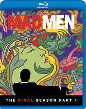 Mad Men: The Final Season, Part 1 (Blu-ray Disc, 2014, Canadian) NEW
