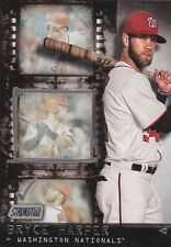 2016 TOPPS STADIUM CLUB BASEBALL BRYCE HARPER FILM CARD