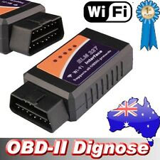 Car Auto V1.5 WiFi ELM327 OBD2 CAN BUS Scanner Tool for iPad iPhone 5 6S iPod