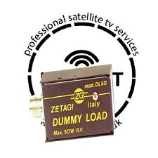 CB Radio transceivers ZETAGI DL50 50W DUMMY LOAD