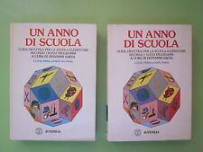 due grossi volumi un anno di scuola guida didattica  la scuola elementare LO13