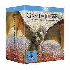 GAME OF THRONES 1-6 KOMPLETTE STAFFEL 1 2 3 4 5 6 BLU-RAY FOTOBUCH DIGIPACK BONU