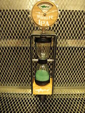DOGFISH HEAD BREWING BREWERY ~ 2016 UBER Hourglass IPA ~ NEW ~ Beer Tap Handle