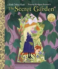 Little Golden Book: The Secret Garden by Frances Gilbert (2017, Picture Book)