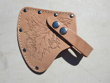 ESTWING #5 SHEATH, FITS E44A & E45A AXES.  GET THEM WHILE YOU CAN, DISCONTINUED