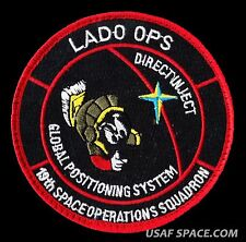USAF 19th SPACE OPERATIONS SQ. MARVIN THE MARTIAN LADO OPS GPS DOD PATCH