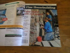 Fine Woodworking January 2008  Free Domestic Shipping
