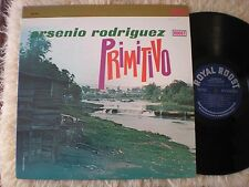 ARSENIO RODRIGUEZ lp PRIMITIVO ROYAL ROOST SLP-2261 STEREO ORIGINAL NM-