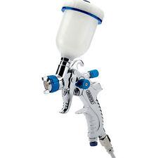 Draper Gravity Feed HVLP Air Spray Gun 100ml 8cfm
