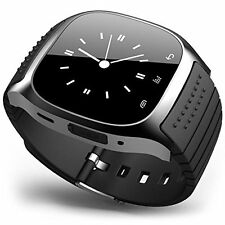Bluetooth Smart Wrist Watch Phone Mate For Android Samsung HTC Smartphone