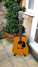 1976 TAKAMINE DF400S DREADNOUGHT, MARTIN STRINGS (D41 COPY) LAWSUIT - BRAZILIAN
